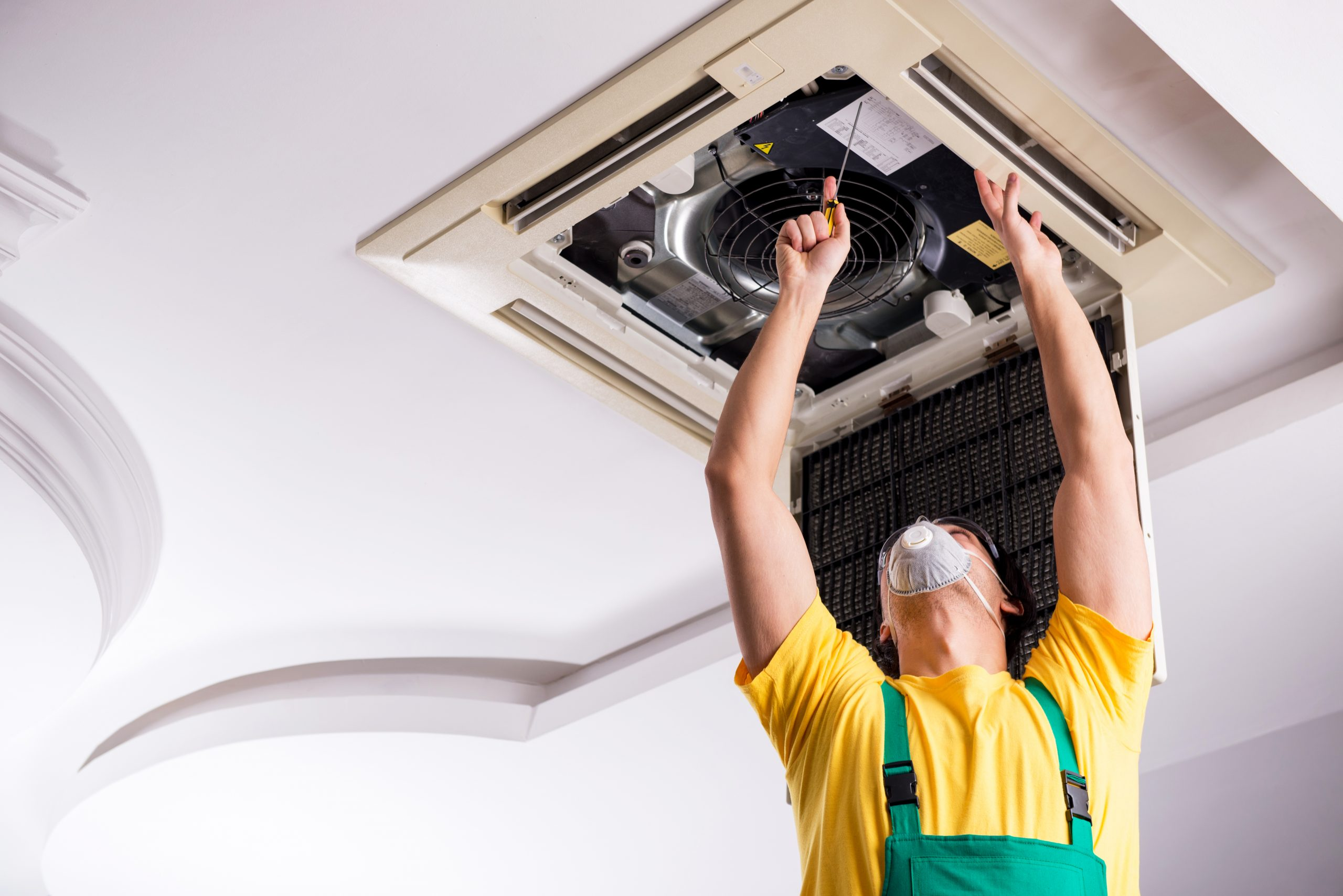 HVAC services in Eastover