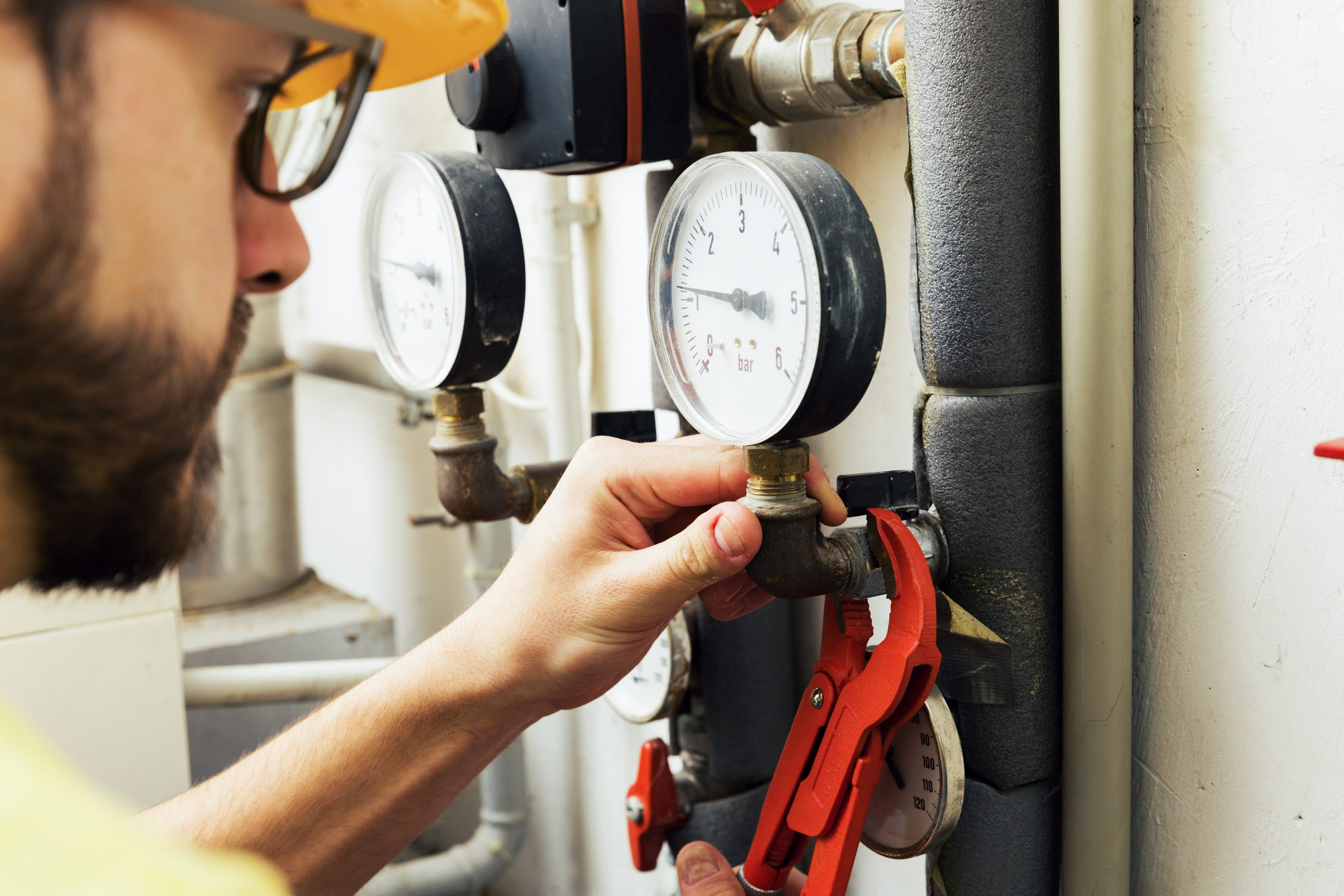 HVAC services in south fayetteville