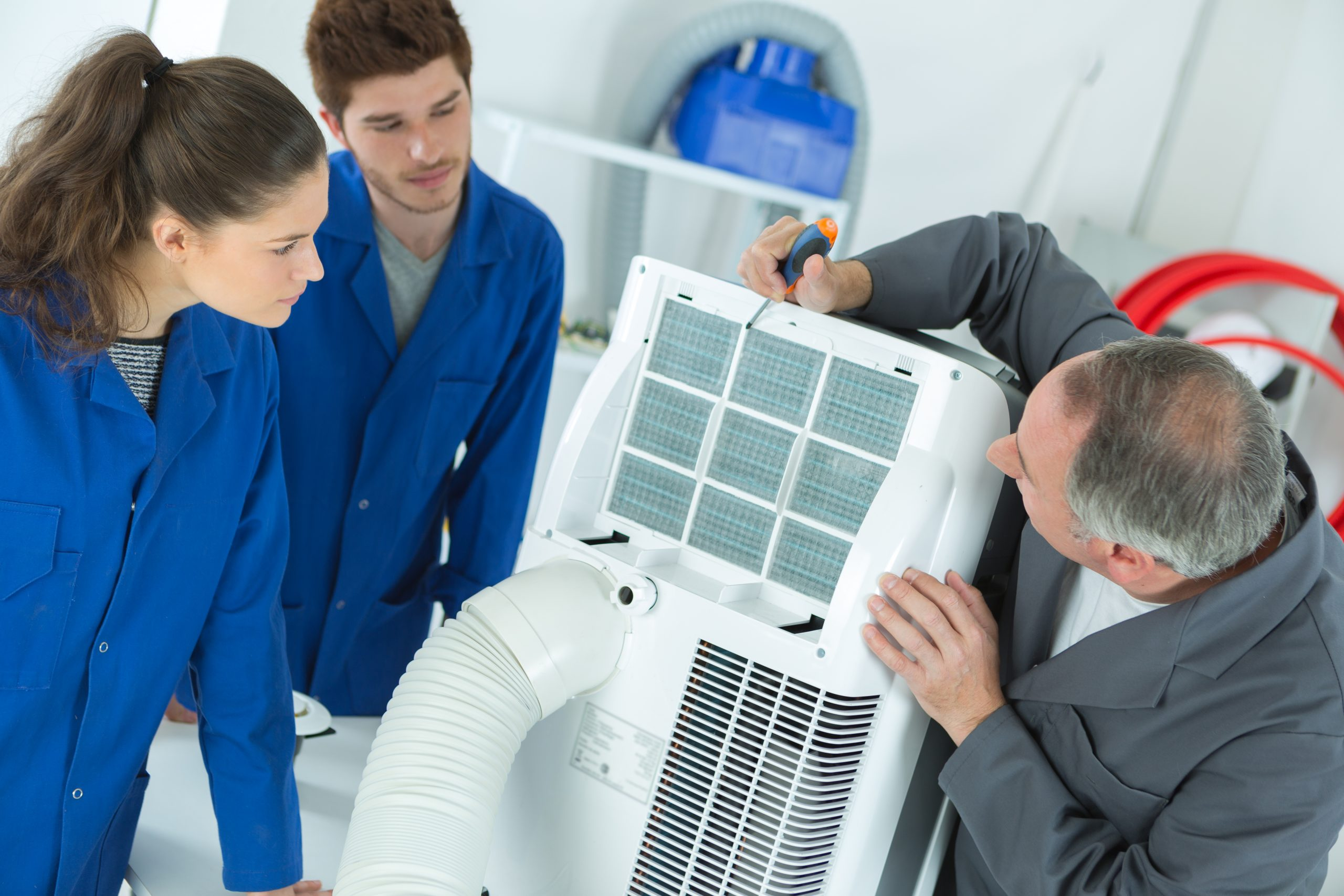 HVAC services in Spring Lake